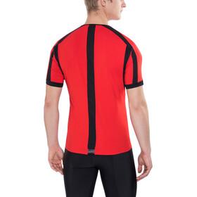 GORE RUNNING WEAR AIR Koszulka do biegania z krótkim rękawem Mężczyźni Shirt czerwony